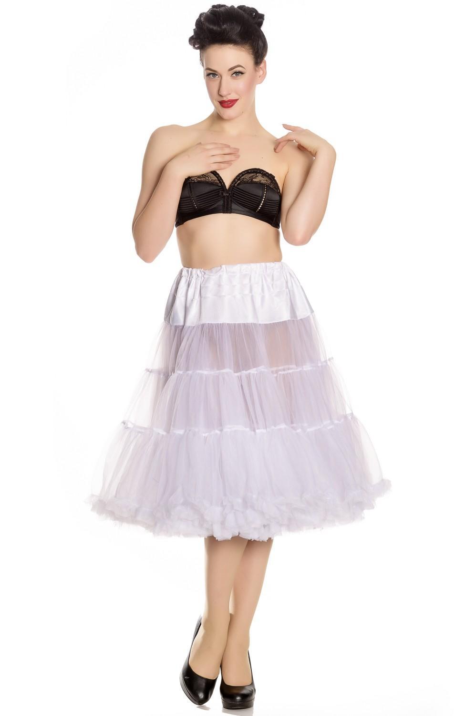 d334beead3a5 Køb Petticoat - Hvid (60 cm. plus size) - Price  499