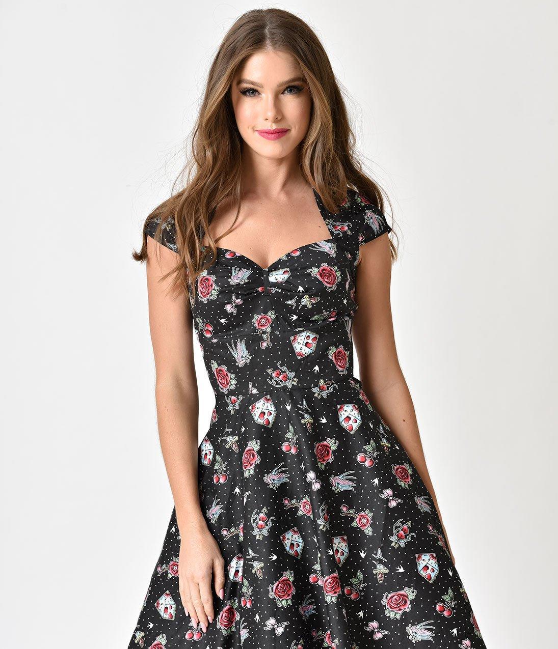 50 er kjole mønster