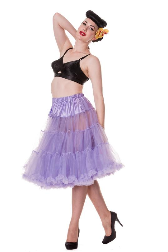 Petticoat - Purple Light (60 cm.)