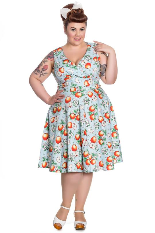 SOMERSET KJOLE plus size