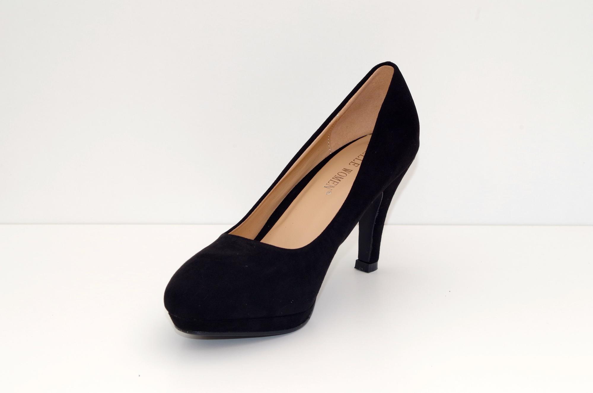 høje hæle sko