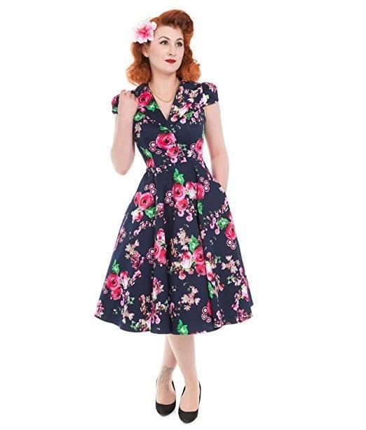 6556353dcbb3 Køb Midtnat have swing kjole - Price  499