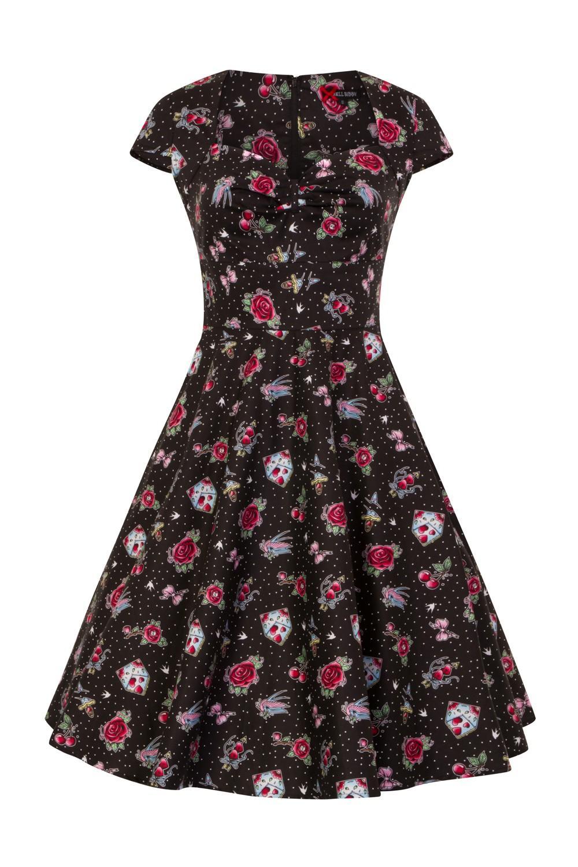 7ef98a5e Køb Stefanie 50 er kjole - Price: 699,00,-