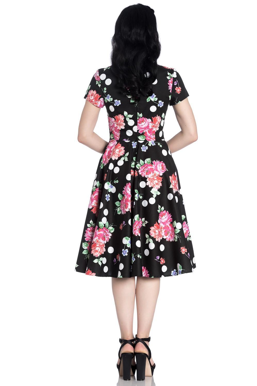 52a2d4df Køb COLLARETTE 50'S kjole - Price: 699,00,-