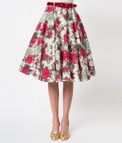 Køb Alyssa 50'er nederdel Price: 224,25,