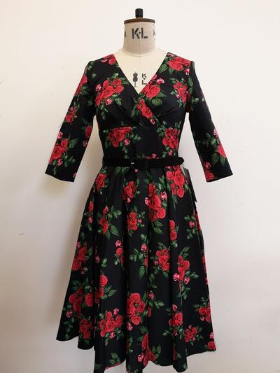 12d19b2f94ce Vintage Kjoler Klassiske Vintage Kjoler 50 er 60 er 5xRfYqwq