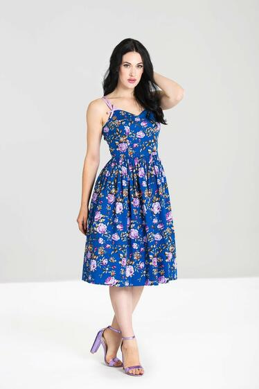 c46031882198 Violetta 50 er kjole